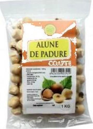 Alune de padure coapte 1 KG de la Natural Seeds Product SRL