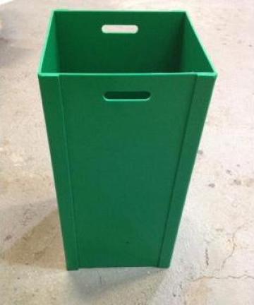 Container, cos, lada depozitare, cutie industriala plastic de la Rhedo Polimeri Srl