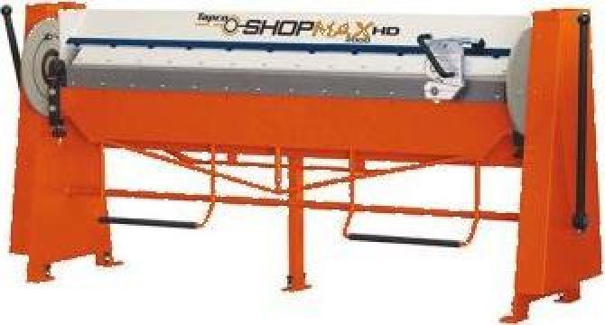 Abkant manual cu masa basculanta Shopmax HD/0.6 4000 de la Proma Machinery Srl.