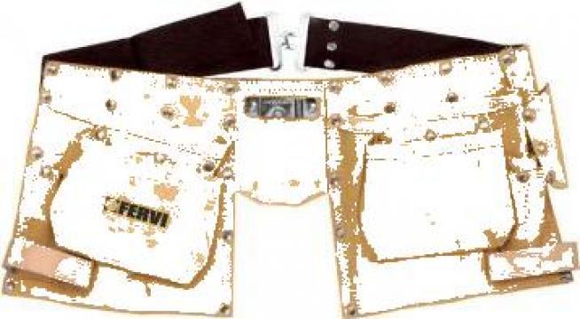 Borseta de piele pentru instalatori 0264 de la Proma Machinery Srl.