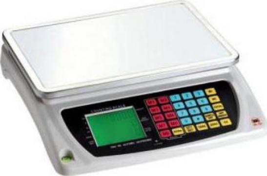 Cantar electronic 30 kg B004/30 de la Proma Machinery Srl.