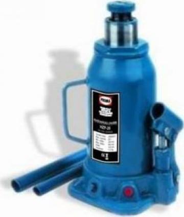 Cric hidraulic butelie HZP-5 de la Proma Machinery Srl.