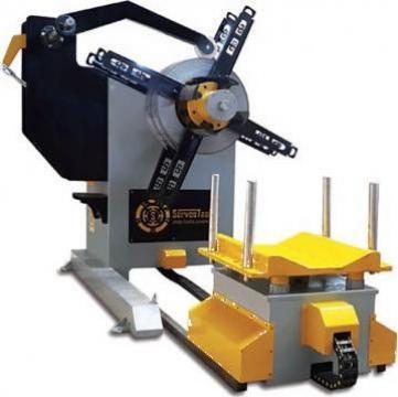 Derulator tabla Hidraulic SRV-HA6000-PUB de la Proma Machinery Srl.