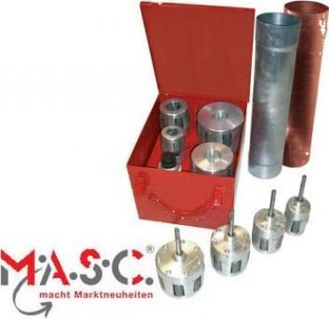 Dispozitive de largit burlane 50-150 mm de la Proma Machinery Srl.