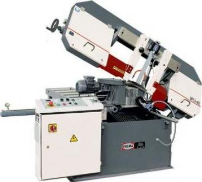 Fierastrau automat cu banda pentru metal 330 mm MPCA-500 de la Proma Machinery Srl.