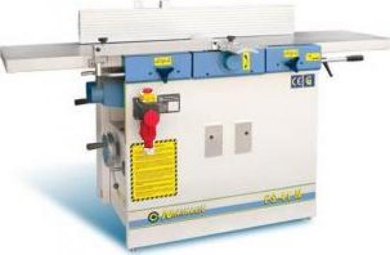 Masina pentru rindeluire si degrosare Nikmann FS 32N de la Proma Machinery Srl.