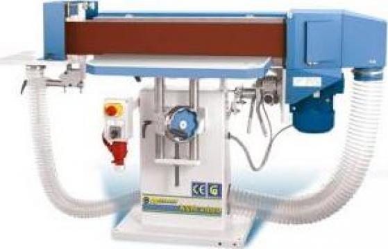Masina pentru slefuit canturi Nikmann KSM 2600 de la Proma Machinery Srl.