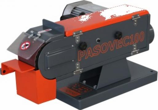 Masini de slefuit metal profesionale Pasovec 100 de la Proma Machinery Srl.