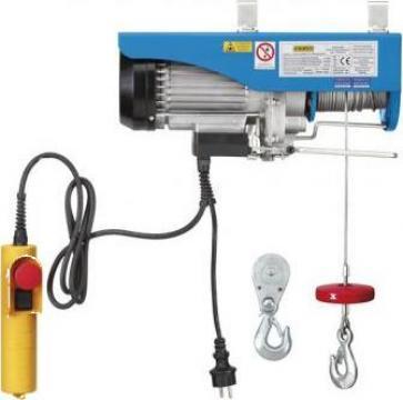 Palan electric 400 kg 18 m 0600 de la Proma Machinery Srl.