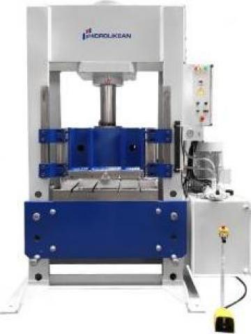 Presa hidraulica pentru atelier mecanice HDT / 150 de la Proma Machinery Srl.