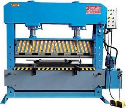 Presa hidraulica pentru atelier mecanice HPB/300 de la Proma Machinery Srl.