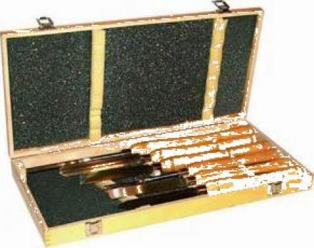 Set de dalti HDB-65 de la Proma Machinery Srl.