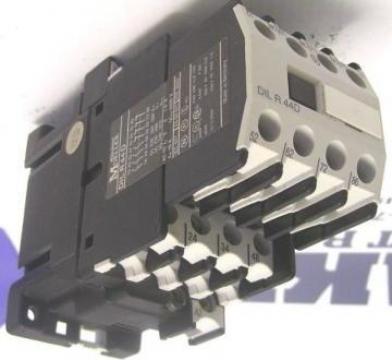 Contactor relee de control, DILR44D 230V AC