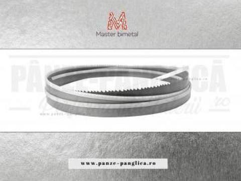 Panza fierastrau cu banda bimetal, Master 2140x20x10/14 de la Panze Panglica Srl