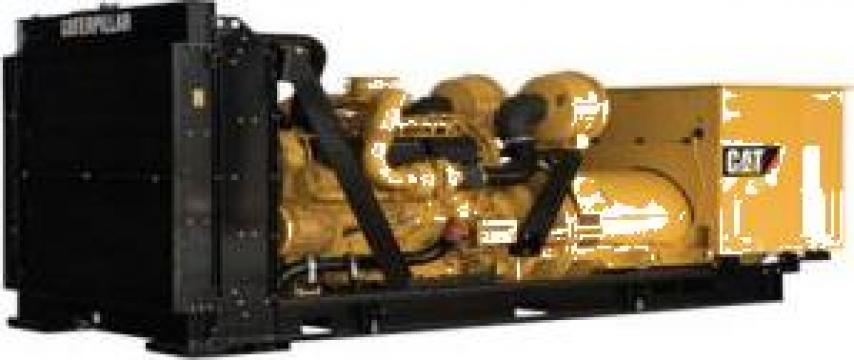 Generatoare de curent diesel 1100 kVA de la Electrofrane