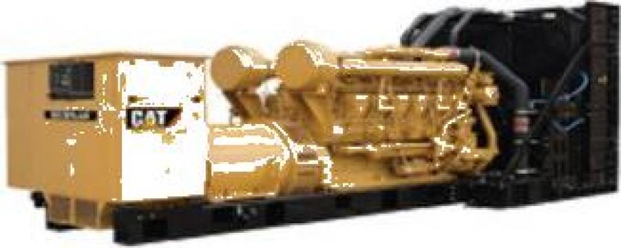 Generatoare de curent diesel 1875 kVA de la Electrofrane
