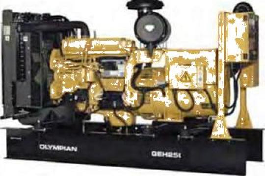 Generatoare de curent diesel 250 kVA de la Electrofrane