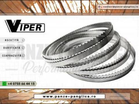 Panza panglica banzic Viper 5126x40x1 Lemn I Premium Silver de la Panze Panglica Srl