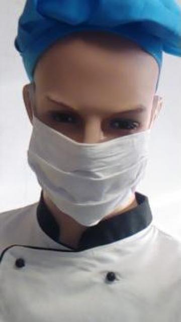 Masca chirurgicala din bumbac