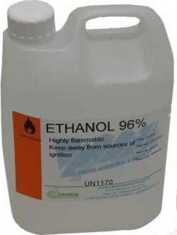 Etanol denaturat 96% import de la Teom Tech Srl
