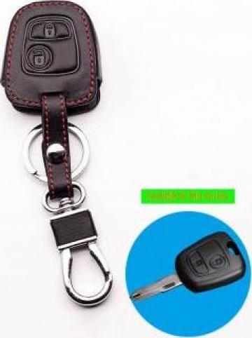 Husa chei Citroen C4 C5 Berlingo Picasso Xsara Peugeot 206 de la Caraudiomarket.ro - Accesorii Auto Dedicate