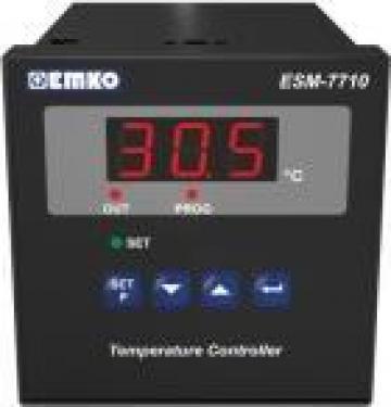 Regulator de temperatura economic ESM-7710 de la Rombest Automation & Controls Srl
