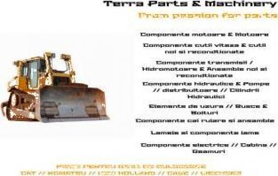 Piese utilaje - buldozere de la Terra Parts & Machinery Srl