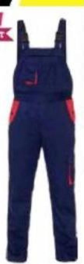 Pantaloni pieptar Daria de la Stefan Design Serv Srl
