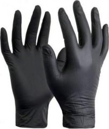 Manusi protectie nitril 100 buc