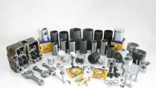 Piese motoare Komatsu de la Terra Parts & Machinery Srl