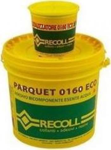 Adeziv bicomponent parchet Recoll Eco