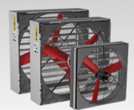 Ventilator 92 cm 17500 m3/h