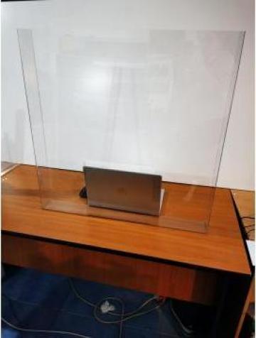 Panou separator plexiglas de la Hexi Market Srl