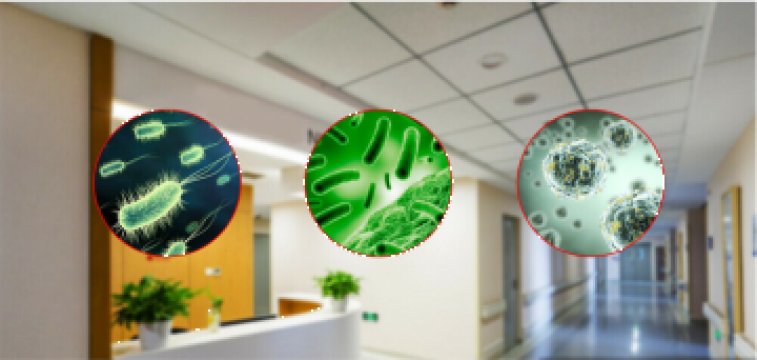 Sistem climatizare spatii publice cu protectie virusi de la Expres Services Impex Srl