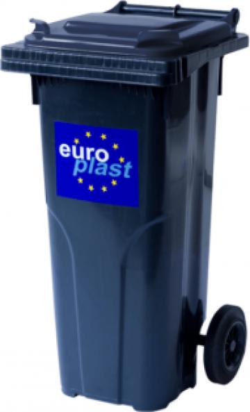 Pubela 80l de la Europlast Romania Srl