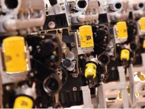 Set motor JCB DieselMax - buldoexcavatoare 3CX, 3C, 4CX de la Terra Parts & Machinery Srl