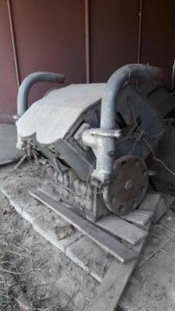 Compresor cu 4 pistoane C 10 de la Molnar I-m Iosif Pfa