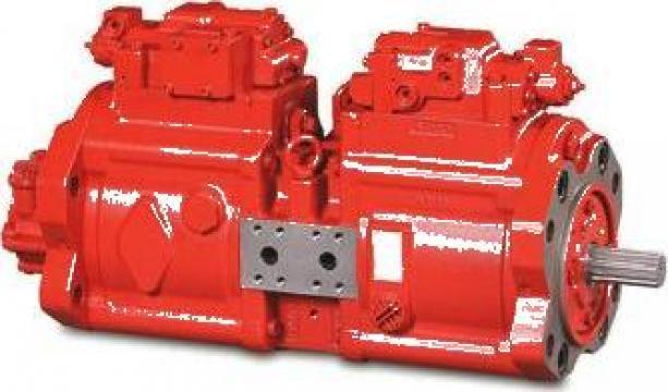 Pompa hidraulica Kawasaki K5V80DT, K5V80DTP