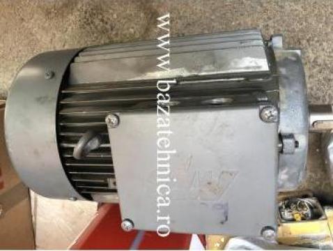 Bobinaj motor 7,5 kw x 1500 rot-min, inlocuire rulmenti