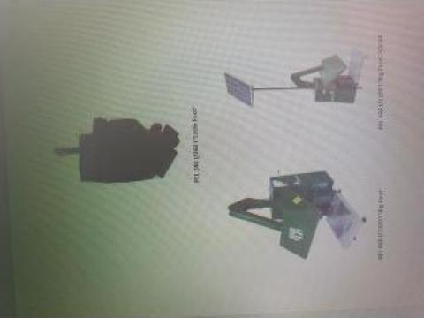 Compactor deseuri reciclabile de la Global Innovation Solution Srl