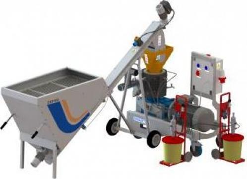 Linie productie peleti PLT-400 Start-up de la APF Trade Srl