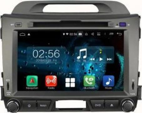 Sistem navigatie Kia Sportage (2010-2015) cu Android 10