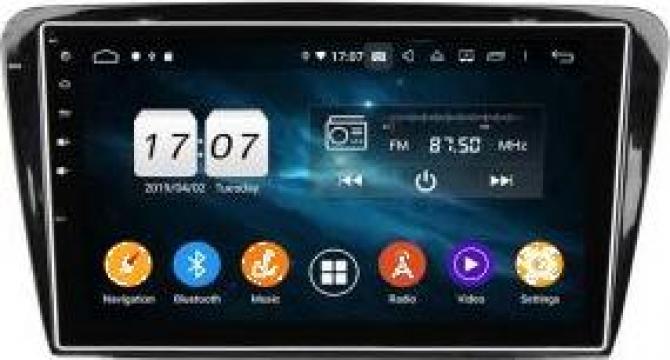Sistem navigatie Skoda Octavia 3 cu Android 10