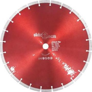 Disc diamantat de taiere, otel, 350 mm de la Vidaxl