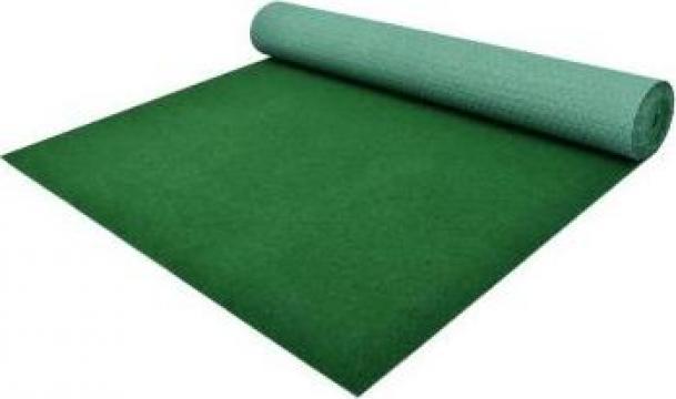 Gazon artificial cu crampoane, verde, 3x1,33 m, PP de la Vidaxl