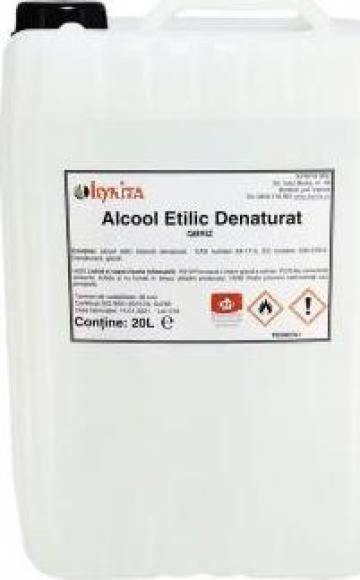 Alcool etilic denaturat Qbriz 20 litri