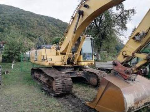 Inchiriere excavatoare si buldoexcavatoare de la Load Sys Group
