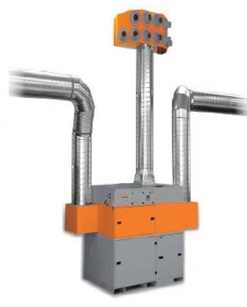 Sistem ventilatie Kemper KemJet 9000 m3 de la Furitech Srl