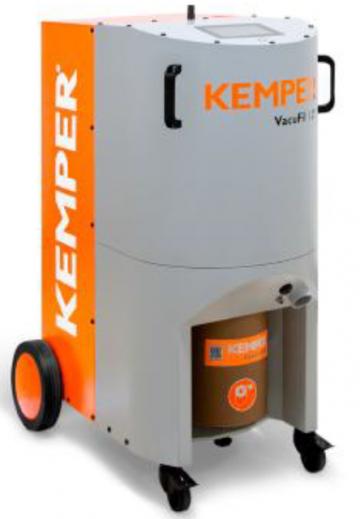 Sistem ventilatie Kemper VacuFil 125 de la Furitech Srl