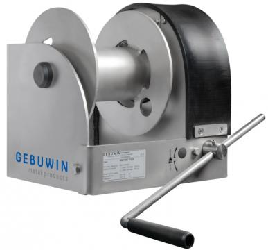 Vinci manual din otel inoxidabil 500-3000/316 (kg) Gebuwin de la Furitech Srl